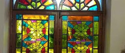 رنگ بندی شیشه های ترنسپرنت