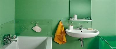 دیوارپوش رنگی حمام چیست؟