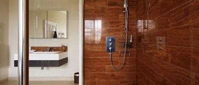 ویژگی های دیوارپوش رنگی حمام
