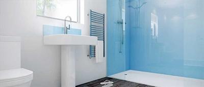 کابین شیشه ای حمام