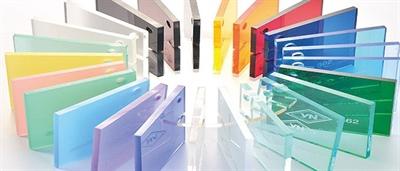 فروش درب شیشه رنگی