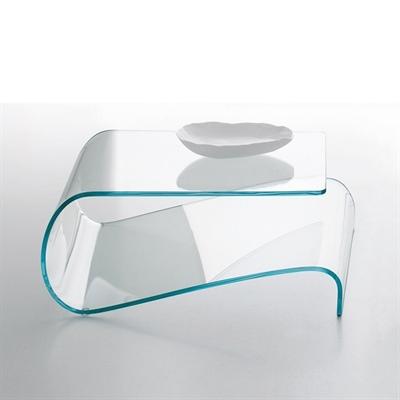 شیشه خم میز جلو مبلی